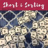 Short i - Chunk and Sort