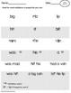 CVC  Words Decodable Stories Short Vowel I  with Cloze Passages