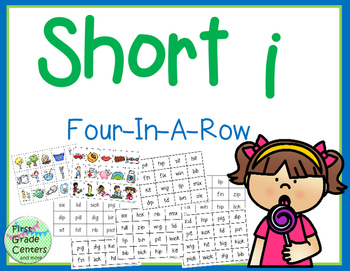 Short i: Four In A Row