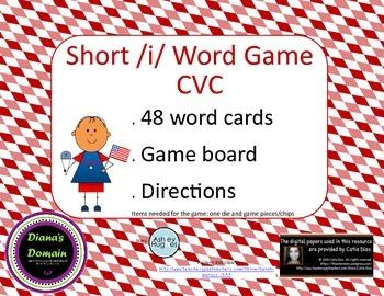 Short /i/ Game