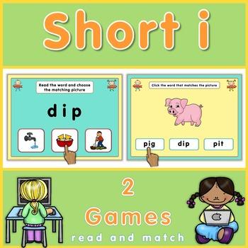 Short i Games