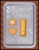 Short i Go Fish - Literacy Center Game