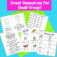 Short i CVC Word Families Hands-on Phonics Activities