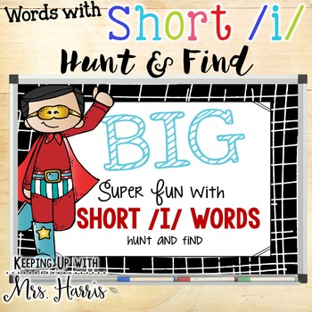 Short /i/ Hunt & Find PowerPoint Game