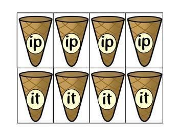 Short i Ice Cream Scoops