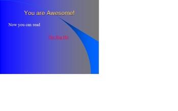 Short i Interactive Decoding Activity