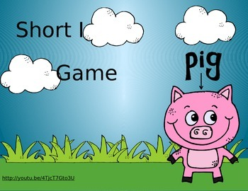 Short i - Pig in a wig - inteactive powerpoint