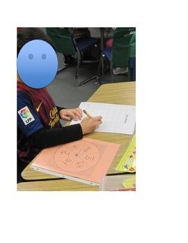 Short i Spin-a-Word -  CCSS Aligned  - Kindergarten