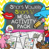 Short I Mega Activity Pack