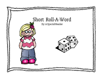 Short i Vowel Roll a Word