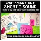 Short i Vowel Sounds Bundle