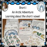 Short i, games, word families, phonological awareness, CVC