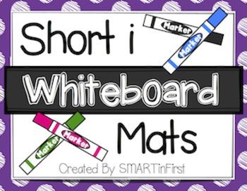 Short i Whiteboard Mats