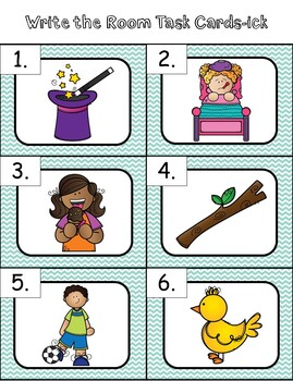 Short I Word Families Worksheets Bundle: ick Family, in Family, ip ...