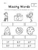 Short i Word Families Vol. 2