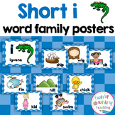 Short i Word Family Posters