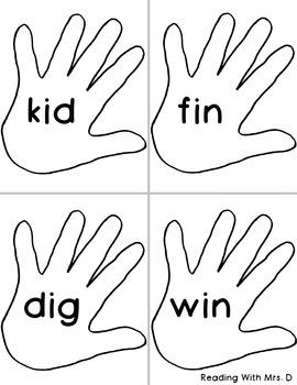 Short i featuring SLAP HANDS!