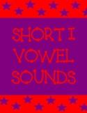 Short i sound activities