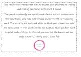 "Short ""i"" sound. Word family house worksheet."