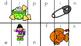 Short i word puzzles