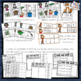 Short 'o' - 11 CVC word family activities with word cards & posters