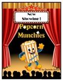 Short o Board Game (Popcorn Munchies)