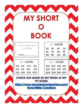 Short o Book