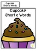 Short o CVC File Folders