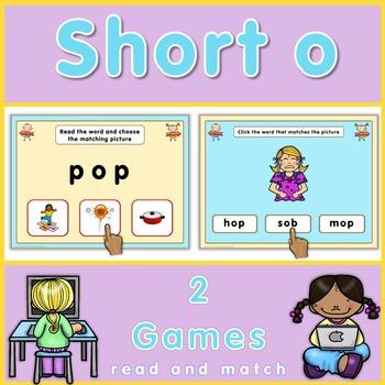 Short o Games