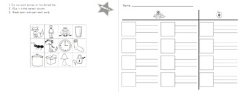 Short o Lesson plans, activities, and assessment