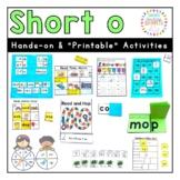 Short o Activities