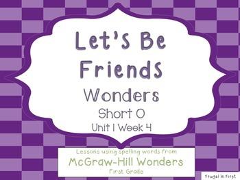 Wonders Unit 1 Week 4: short o