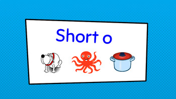 Short o PowerPoint