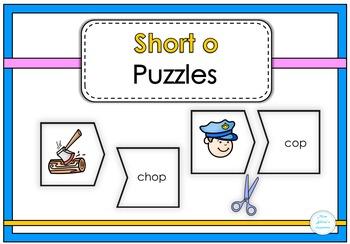 Short o Puzzles