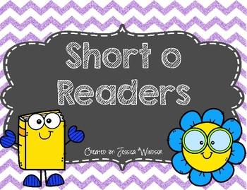Short o Readers