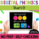 Distance Learning Short o Sound Tappers - Digital Phonics