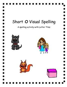 Short o Spelling Task
