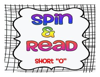 """Short """"o"""" Spin & Read"""