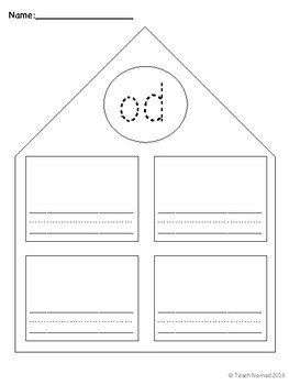 Short o Word Families Worksheets