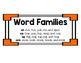Short o Word Family Puzzles