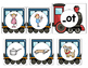 Short o Word Family Trains