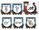 Short o Word Family Trains