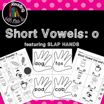 Short o featuring SLAP HANDS!
