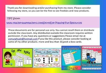 Short o puzzles(flash freebie)