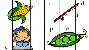 Short o word puzzles