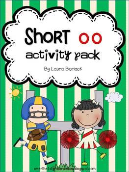 Short oo ~ Activity Pack