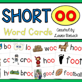 Short oo Word Cards