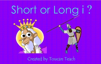 Short or Long i SMARTBoard Activities