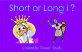 Short or Long i SMARTBoard Activities