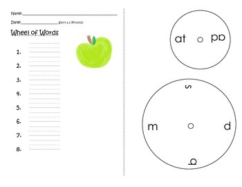 Short story and worksheets 3.1 (short a)